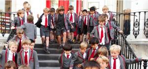 Школы Лондона для мальчиков