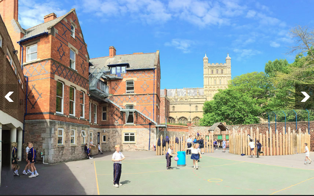 Exeter Cathedral School, Exeter
