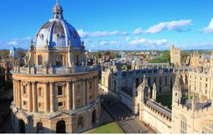 Оксфорд - английский университет