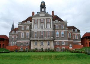 Лучшая в Англии гос школа Henrietta Barnett