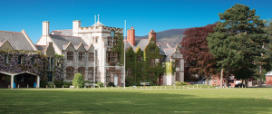 Ruthin School - частная школа пансион Великобритания